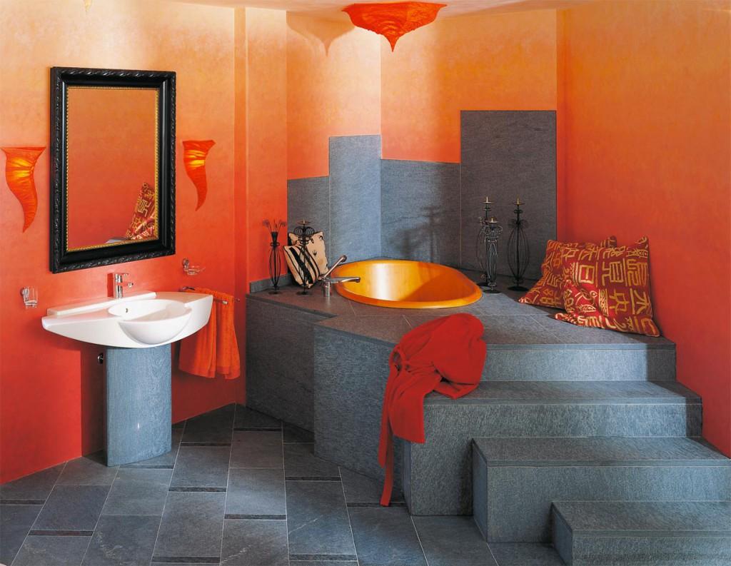 Die richtige Kombination aus Farben, Formen und Materialen wird für jeden Raum individuell zusammengestellt. Bild: homesolute.com
