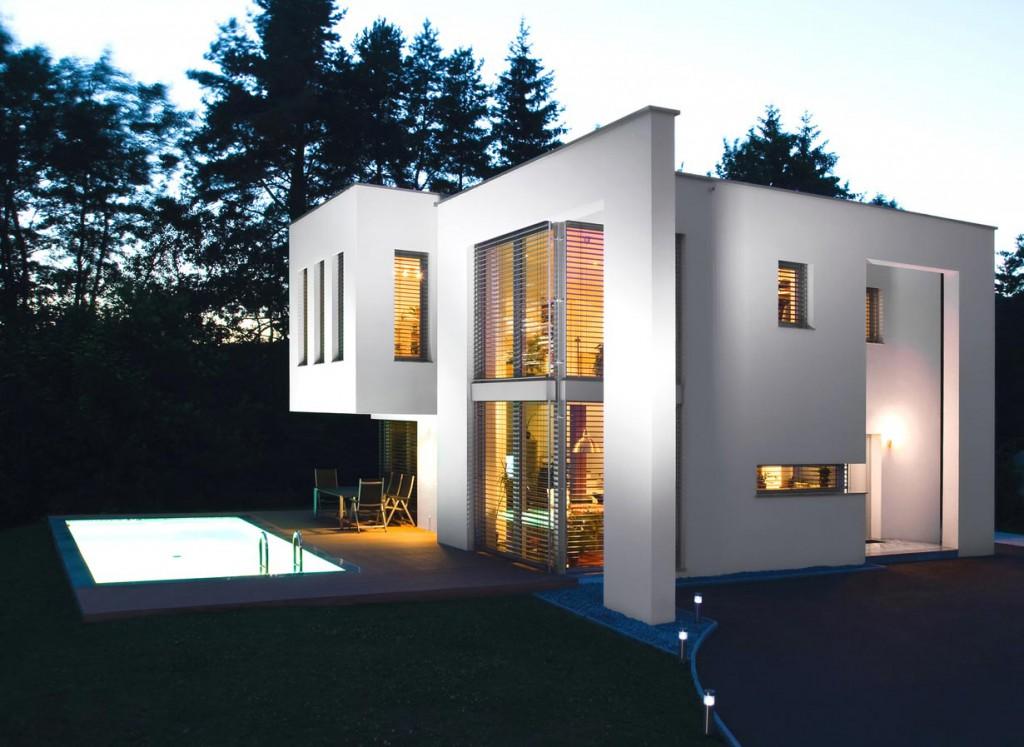 Ein Neubau kann nach individuellen Bedürfnissen und moderner Architektur errichtet werden. Bild: tdx/FPX