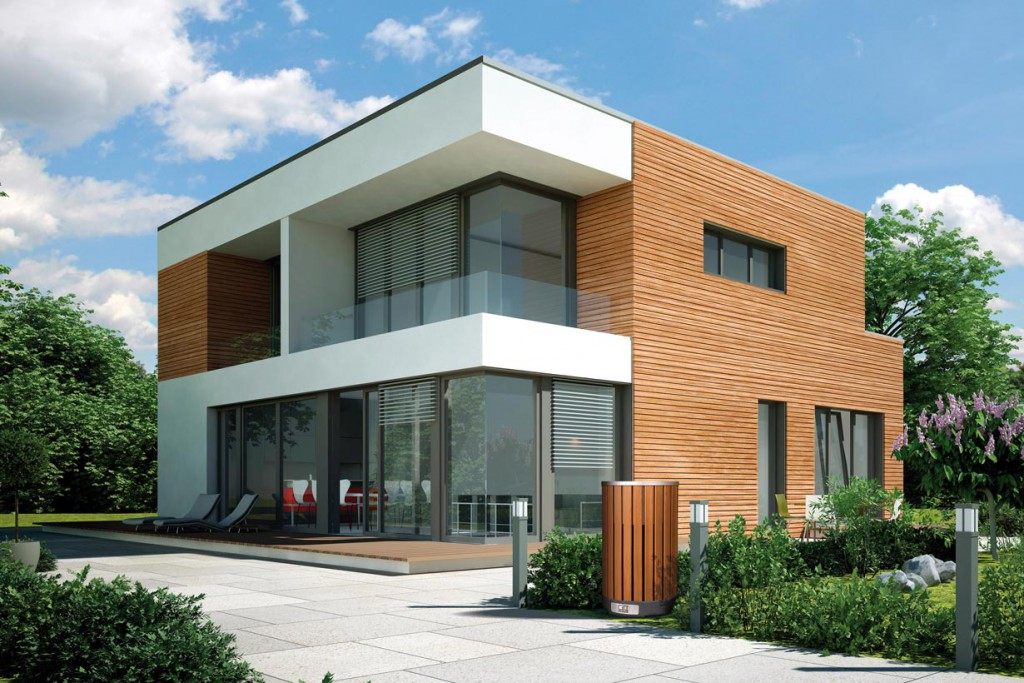 Ein großzügiger Grundriss mit einer bedarfsgerechten Aufteilung der Wohnfläche ist beim Neubau problemlos möglich. Bild: tdx/Bundesverband Wärmepumpe