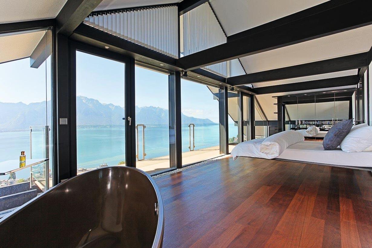 weite licht und transparenz. Black Bedroom Furniture Sets. Home Design Ideas