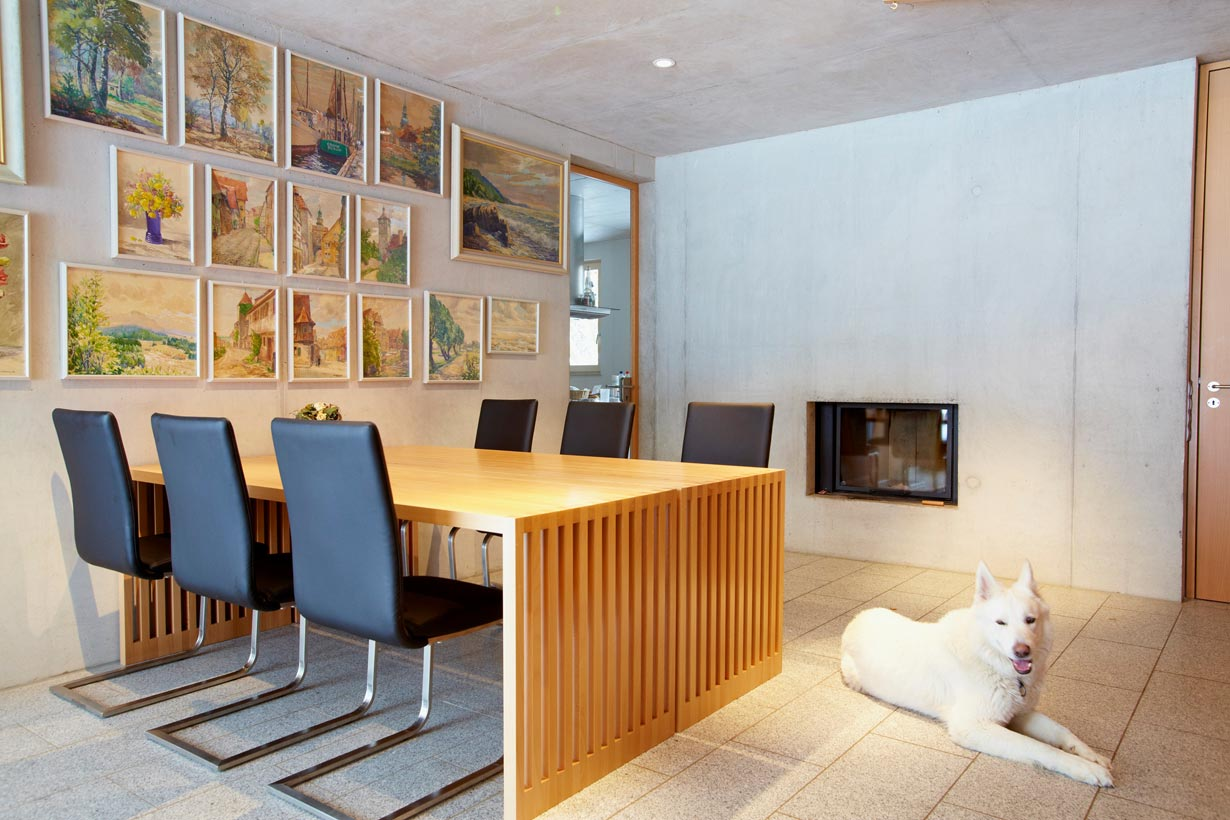 wohnen inmitten der natur. Black Bedroom Furniture Sets. Home Design Ideas