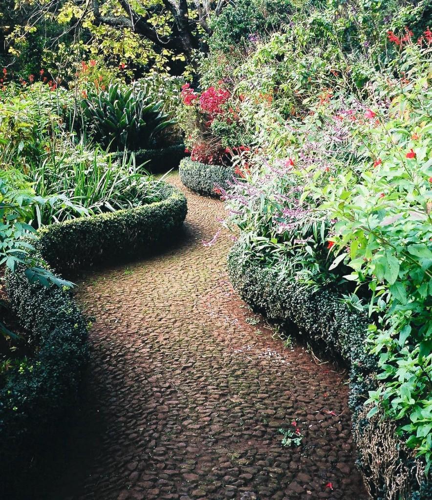 Ob als Natur- oder Betonsteine, abgestimmt auf die Bepflanzung geben sie dem Garten Struktur und Atmosphäre. Bild: BGL