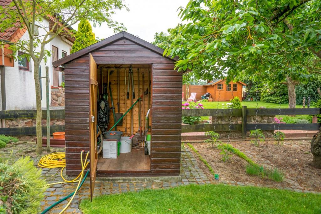 Gartenhaus Schuppen gartenhaus: schuppen oder villa? ⋆ hausidee.dehausidee.de |