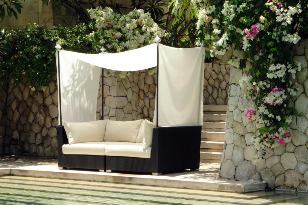 """In diesem Jahr ein """"Must Have"""": Loungemöbel für den Garten Bildquelle: tdx/Deko Vries"""
