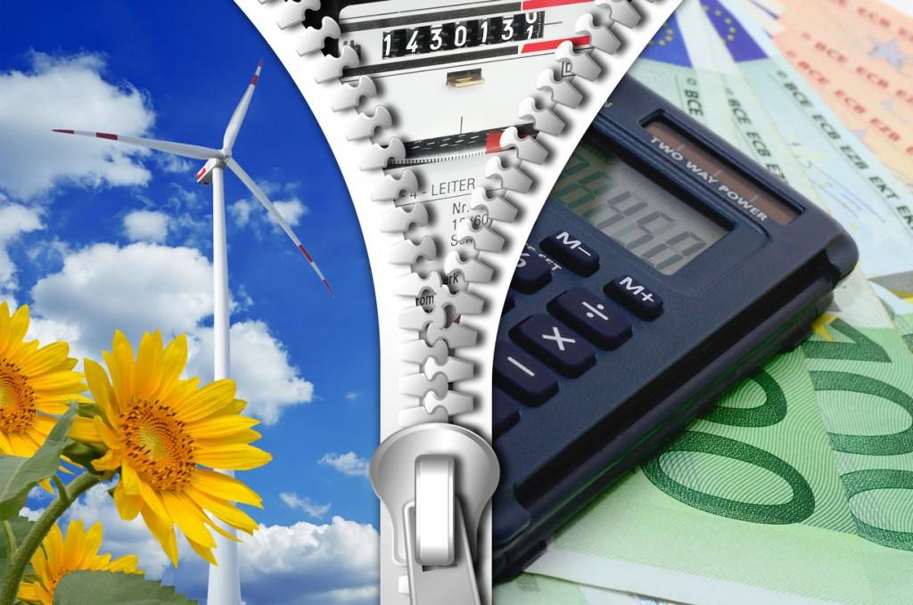 Der Umstieg auf erneuerbare Energieträger ist für jeden interessant. Man kann bares Geld sparen und trägt einen Teil dazu bei, den CO2-Ausstoß zu verringern und damit die Umwelt nachhaltig zu schonen. Bild: fotolia