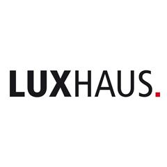 hi partner luxhaus logo. Black Bedroom Furniture Sets. Home Design Ideas