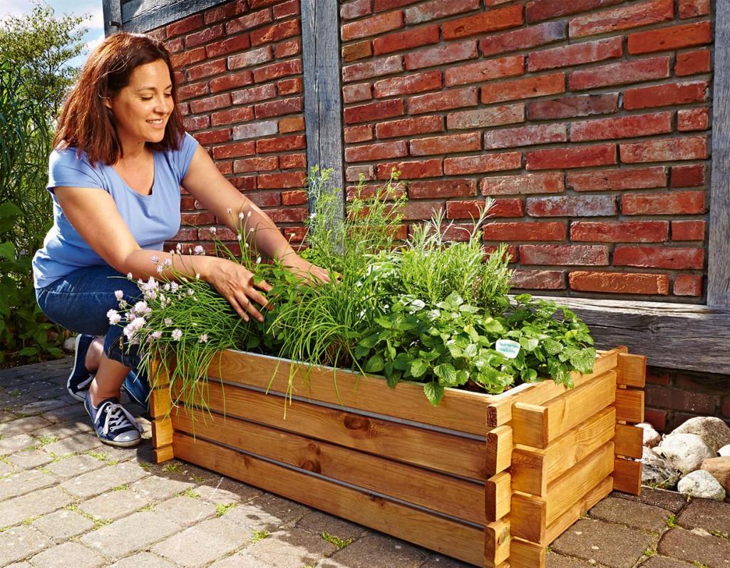Floragard verwendet für seine Blumenerden ausschließlich hochwertige Rohstoffe und Zusätze, durch die ein gesundes Wurzel- und Pflanzenwachstum möglich wird. Bild: tdx/Floragard