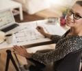 Ein stylischer Arbeitsplatz - aber auch wirklich für alle Belange geeignet? Bild: fotolia