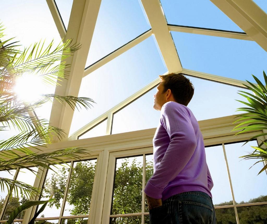 Die Verglasung ist das Herzstück und sollte bei der Wintergarten Planung besonders berücksichtigt werden. Bild: tdx/Pilkington
