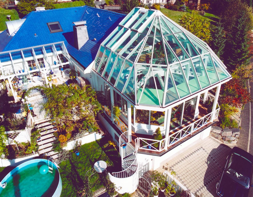 Eindrucksvoll, aber auch pflegebedürftig. Bild: tdx/Sunshine Wintergarten