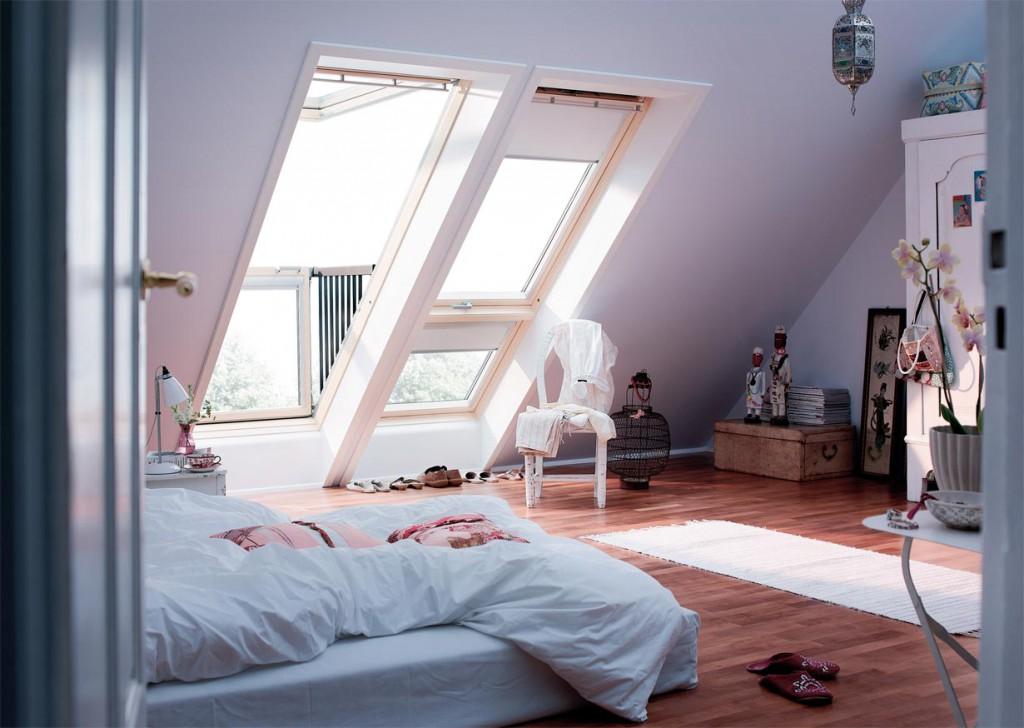 3 ideen zum dachausbau. Black Bedroom Furniture Sets. Home Design Ideas