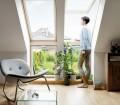 Ein Kniestock bietet ein Plus an Wohn- und Nutzfläche. Denn je höher der Kniestock, umso größer der Raumgewinn. So entsteht mehr Komfort und auch rechnerisch mehr nutzbare Wohnfläche. Bild: Bild: tdx/dach.de