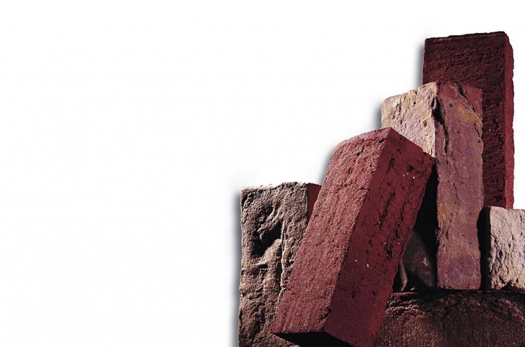 Wasserstrich-Ziegel haben eine eher rustikale Optik und sind sehr kantig. Bild: Wienerberger Ziegelindustrie