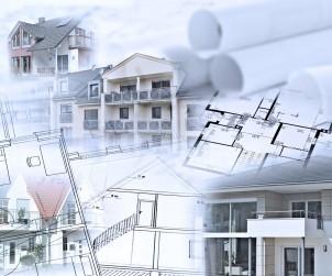 Bauherren haben viele Entscheidungen zu treffen – vor allem die Wahl der Wohnform. Einfamilienhäuser sind das Ideal, doch nicht immer realisierbar. Alternativ bietet sich die Doppelhaushälfte oder eine Reihenhauslösung an. Bild: fotolia