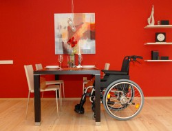 Ein barrierefreies Haus erhöht die Wohnqualität im Alter. Bild: tdx/Haas Fertigbau