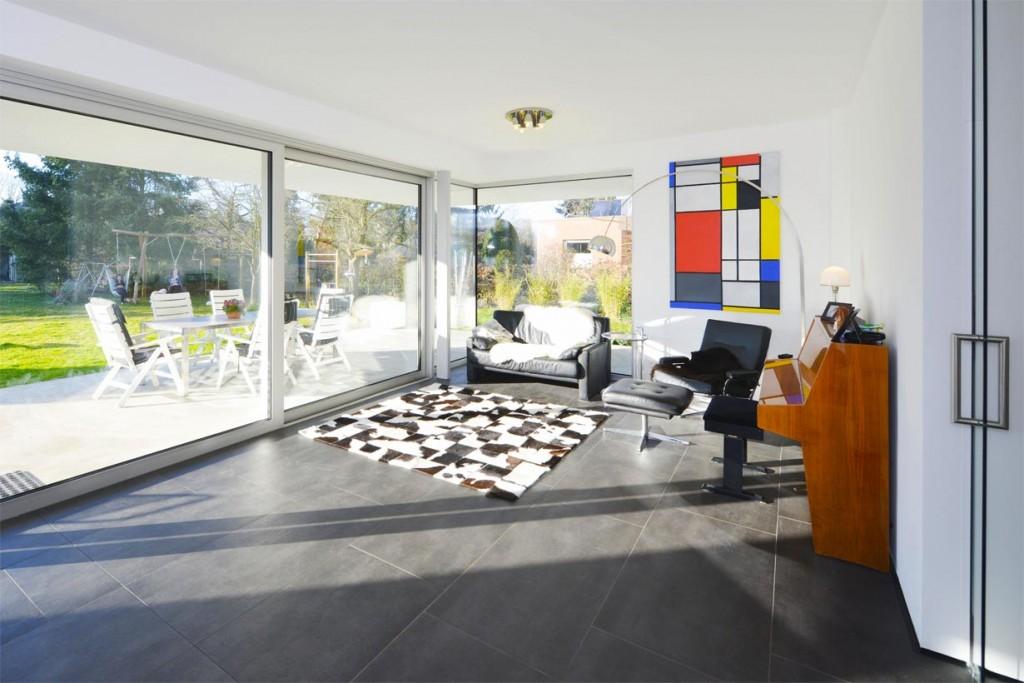 die schnheit der rume zeigt sich besonders indem das gestaltungsprinzip neben der mblierung auch freie - Bauhausstil Inneneinrichtung