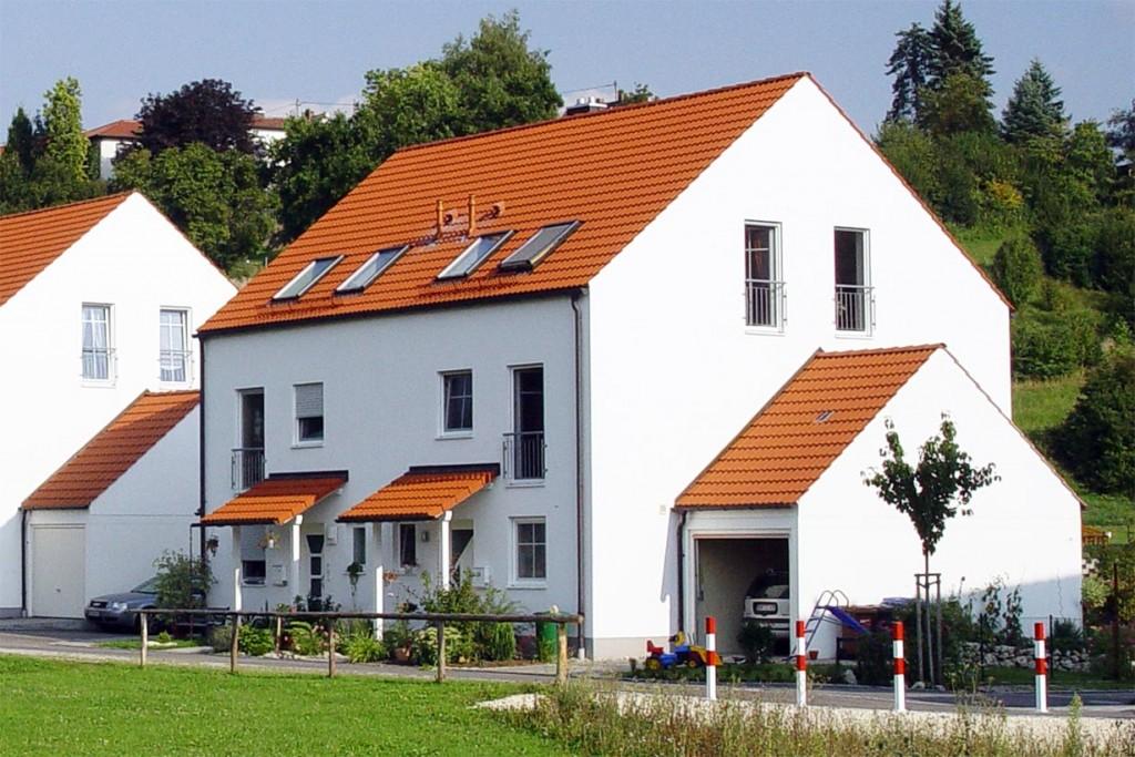 Die Material- und Ressourcenaufwendungen, die bei Baumaßnahmen entstehen, bestimmen den ökologischen Fußabdruck eines Gebäudes. Bild: hausidee.de