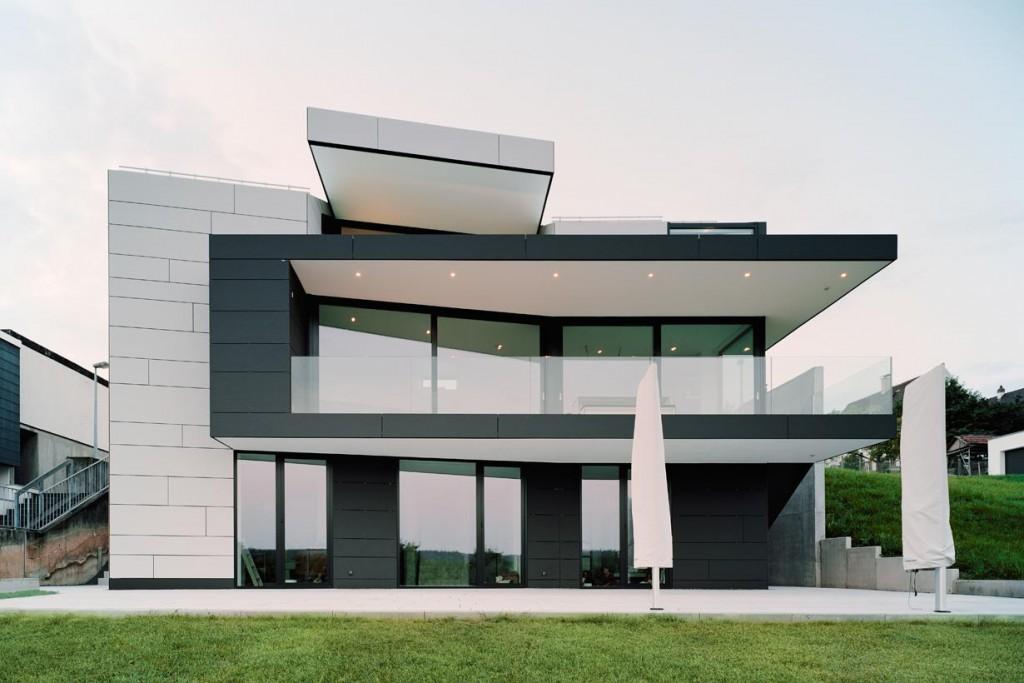Das Haus mit den zwei Gesichtern. Bild: Brigida González