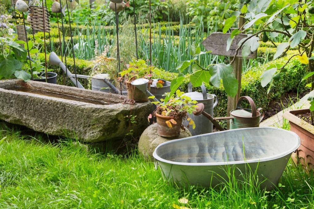Gartenideen bauerngarten kreative ideen f r for Gartengestaltung bauerngarten bilder