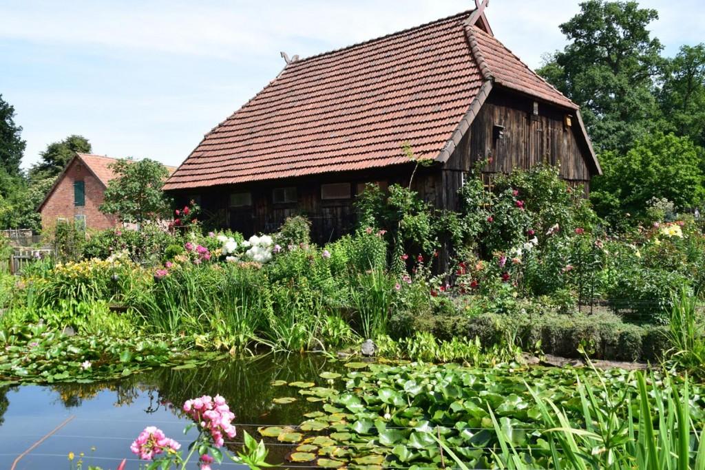 Warum nicht ein kleiner Teich? Bild: fotolia