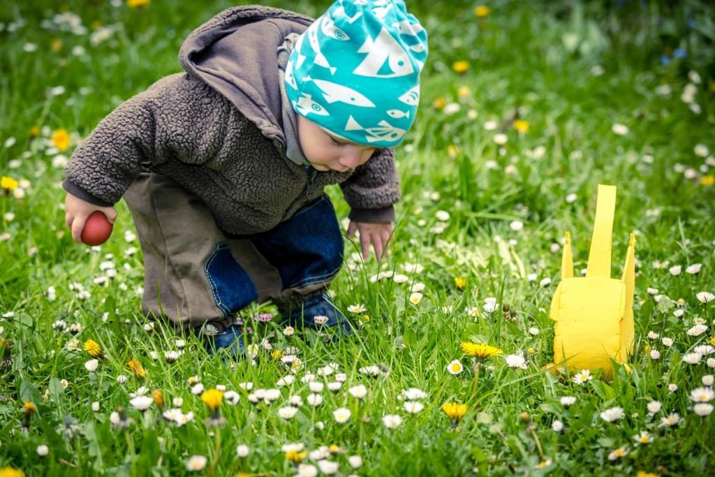 Kinder haben im Garten viel zu entdecken. Bild: fotolia