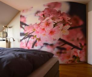 Bedruckbare Spanndecken sind an Wand oder Decke einzigartige Eyecatcher. So wird das Lieblingsmotiv zum individuellen Designobjekt. Bild: tdx/Baumann Spanndecken GmbH/Clipso