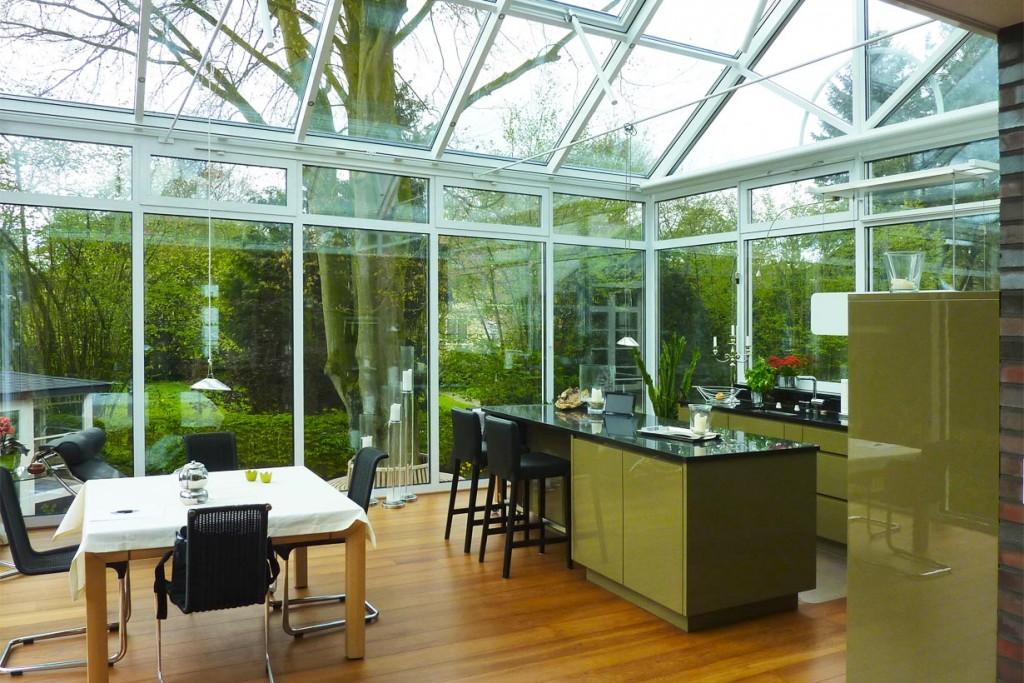Glashaus oder wintergarten - Glashaus wintergarten ...