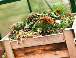 Der eigene Komposthaufen lohnt sich und ist nachhaltig. Bild: fotolia
