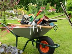 Das richtige Gartenwerkzeug kann die Gartenarbeit wesentlich erleichtern. Bild: fotolia