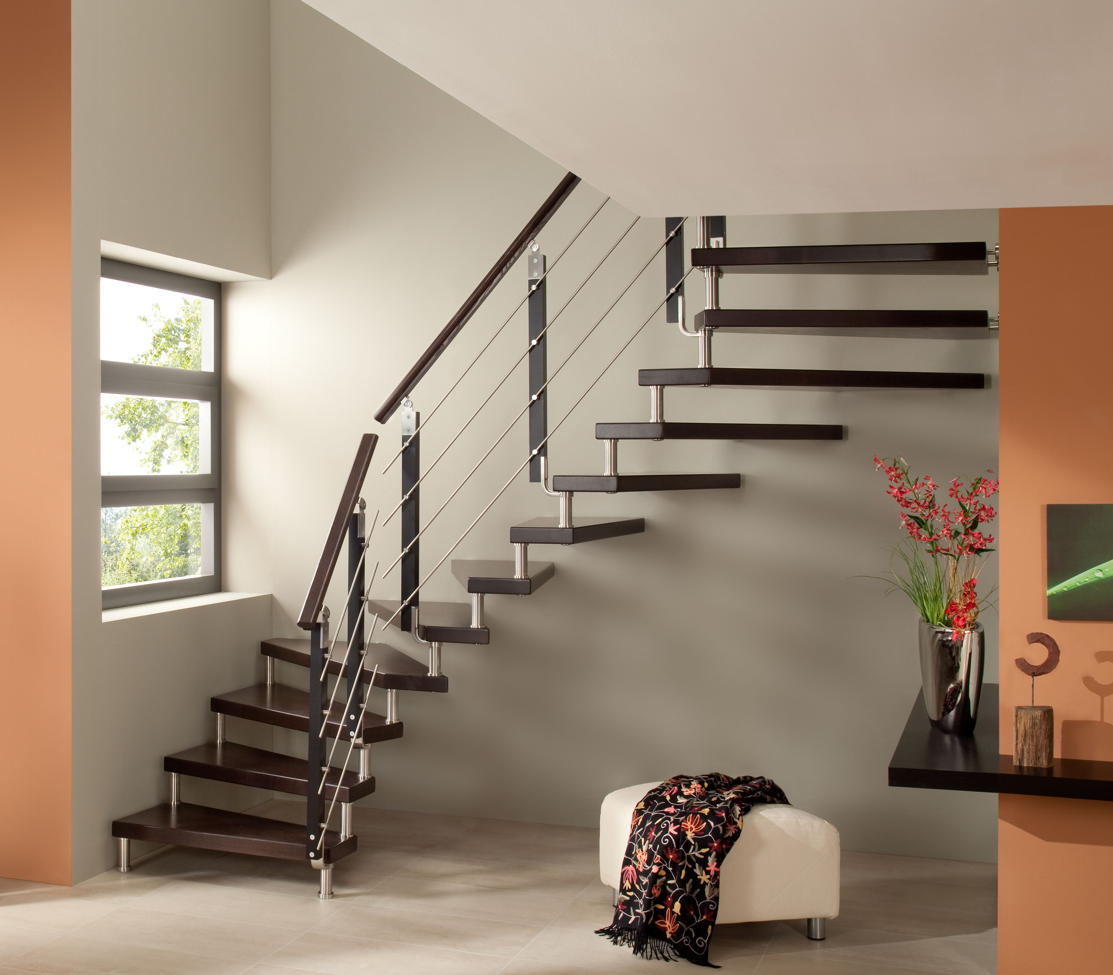 alte treppe was tun. Black Bedroom Furniture Sets. Home Design Ideas