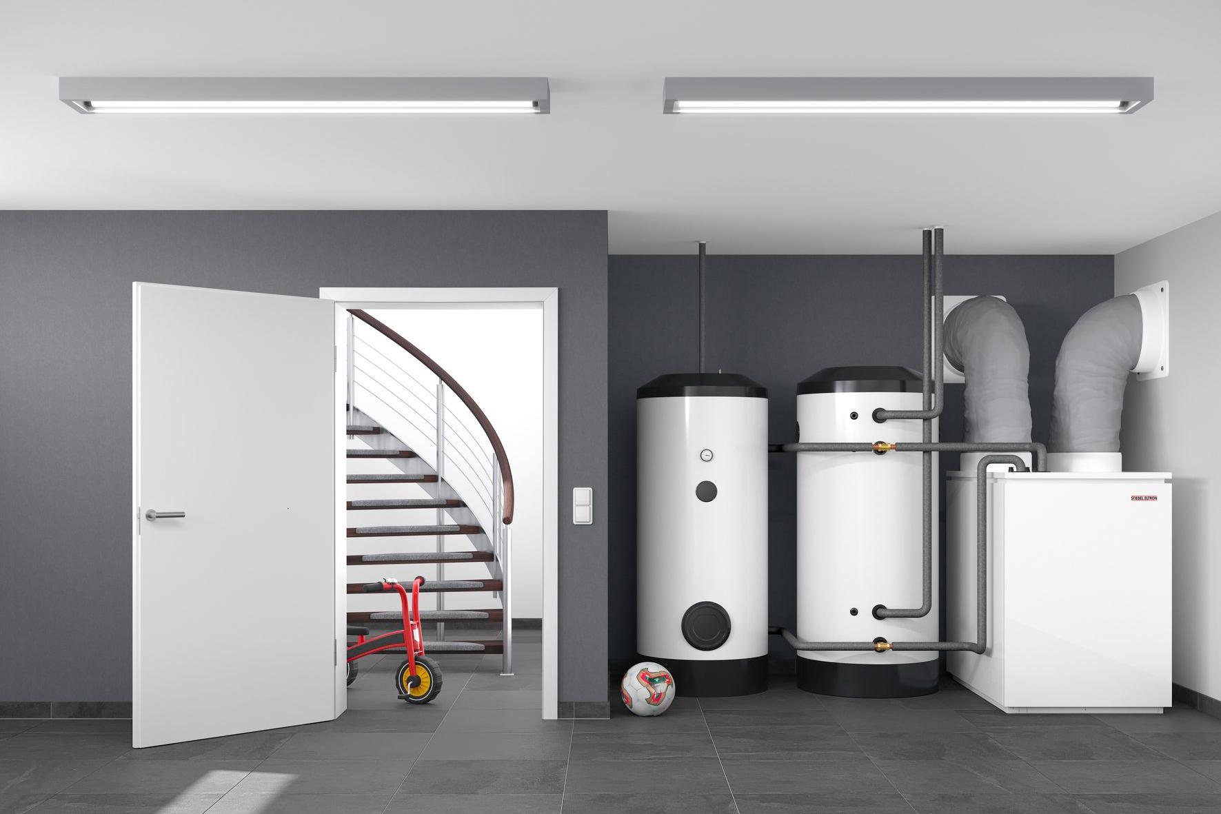 Wärmepumpen nutzen die kostenlose Energie der Umwelt, die aus Boden, Grundwasser oder Luft gewonnen wird. Sie sind damit die umweltfreundliche Alternative zu konventionellen Heizsystemen, schonen Ressourcen und senken CO2-Emissionen drastisch. Werden zusätzlich aktuelle Fördermöglichkeiten optimal ausgeschöpft, sind Wärmepumpen für Bauherren wie für Sanierer besonders attraktiv. Bild: tdx/Stiebel Eltron