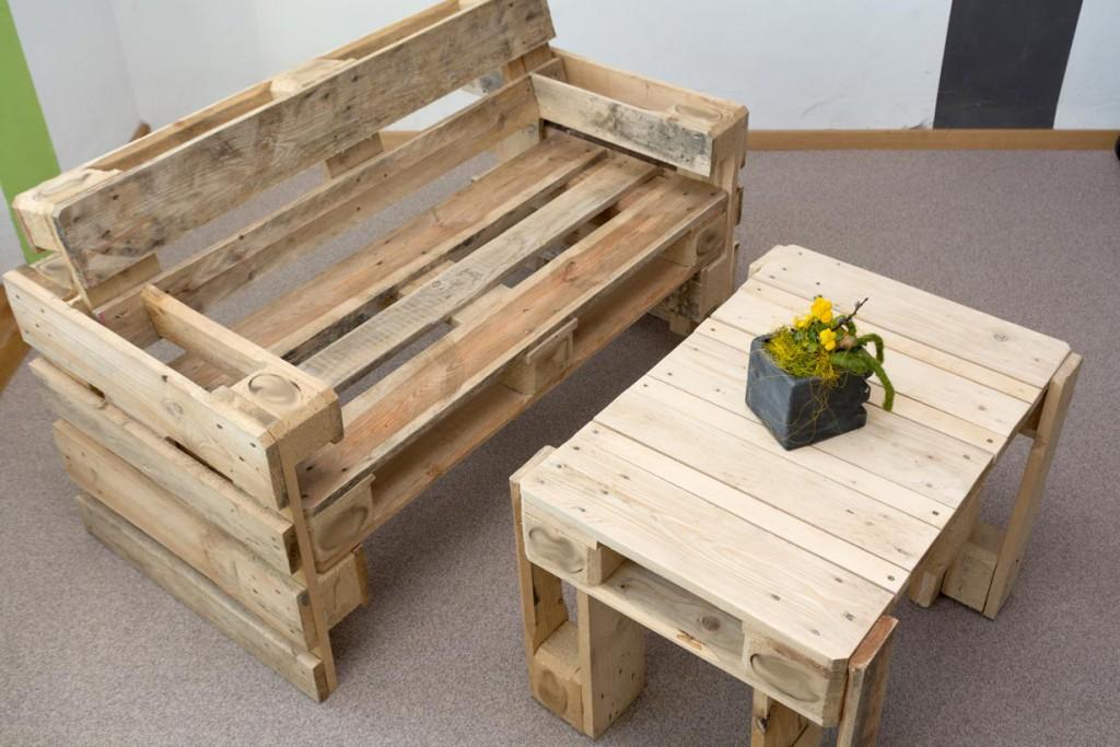 Möbel aus Europaletten ⋆ hausidee.dehausidee.de