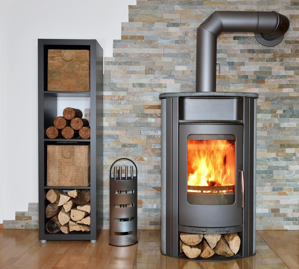 Brennholz richtig lagern ⋆ hausidee.de