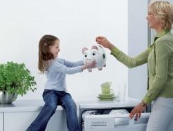 Bei großen Stromverbrauchern wie Kühl- und Gefriergerät, Spül- und Waschmaschine, Trockner und Herd amortisieren sich die Anschaffungskosten schnell. Bild: tdx/Hausgeräte+